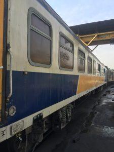 تعمیرات قطار کیان صنعت شهباز