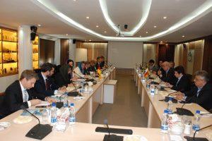 نشست ایران و آلمان در صنعت ریلی